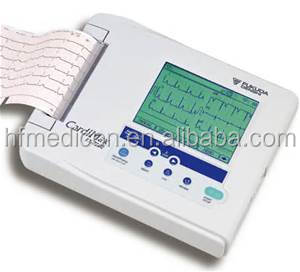 Hot sale medical equipments hospital ECG machine