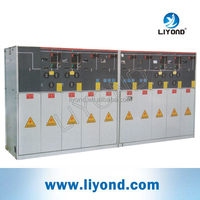 XGN-12 SF6 Metal-Clad Enclosed Ring Main Unit/SM6 SIF RMU switchgear cabinet