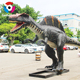 SH-RD1198 Meat-eating Animatronic Dinosaur Model Simulation jurassic theme park 3 spinosaurus