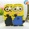 Cute 3D Despicable Me Minion Silicone Case for Samsung Galaxy Core i8260 i8262