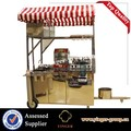 mobile coffee food truck for crepe maker sale