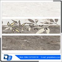 Hot Selling Modern 3d Glazed Interior Wall Tiles Building Materials