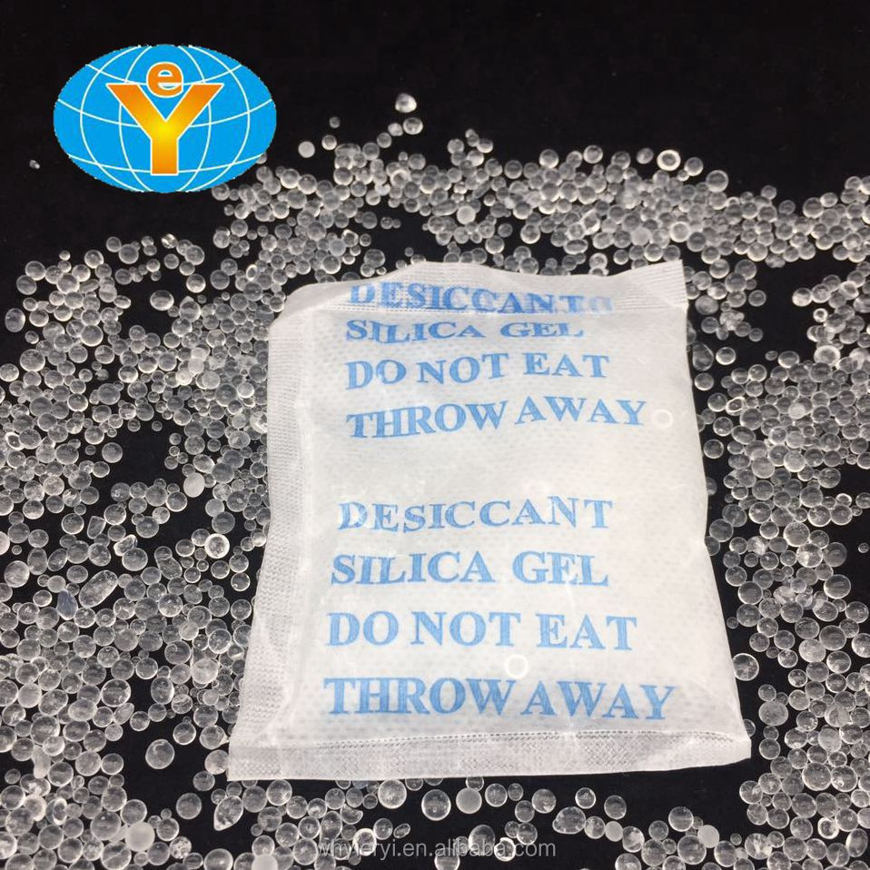 FDA approvall desiccant Silica Gel packed paper bag