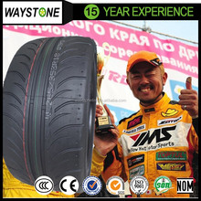Waystone Zestino Lakesea 265/35r18 235/40r18 semi slick tire drift tyres for competition