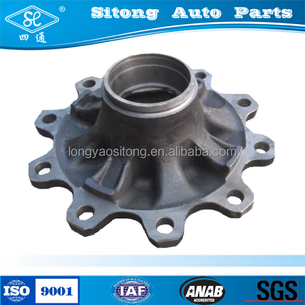 Hot Sell American and European Truck Spare Parts Truck Wheel Hub