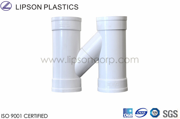 H-shaped Trap Plastics Pipe Fittings