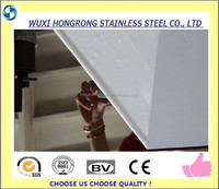 Good price 316L stainless steel sheet mirror finished