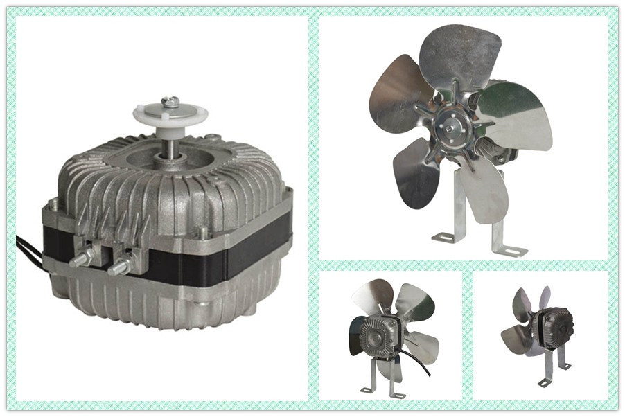 YJ82 series motor 220V fan motor refrigeration spare parts fan motor