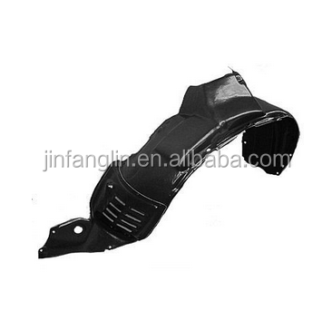 car spare part INNER RUBBER FENDER LINING for toyotas highlander 2001 2002 2003