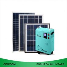 Power Green Lighting Solar Generator System Solar Energy Kit Systems