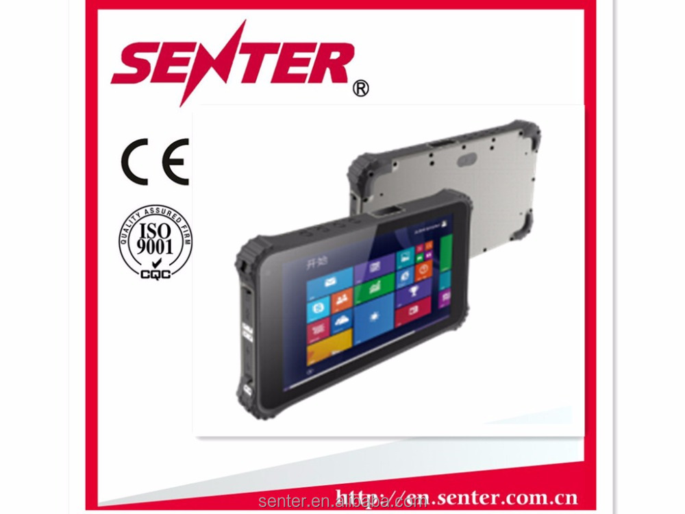 Rugged mobile SENTER ST935B 8inch Rugged Industrial Tablet Phone With Voice Function with 2D Barcode Scanner