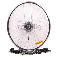 "Wheel Part 26"" Bike/Bicycle Electric Ebike Conversion Kit 36v350w Hub Motor Include LCD/LED Display cycle parts"