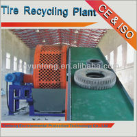 Tire Cutting Machine,Rubber Tire Retreading Machine,Tire Recycling Machine