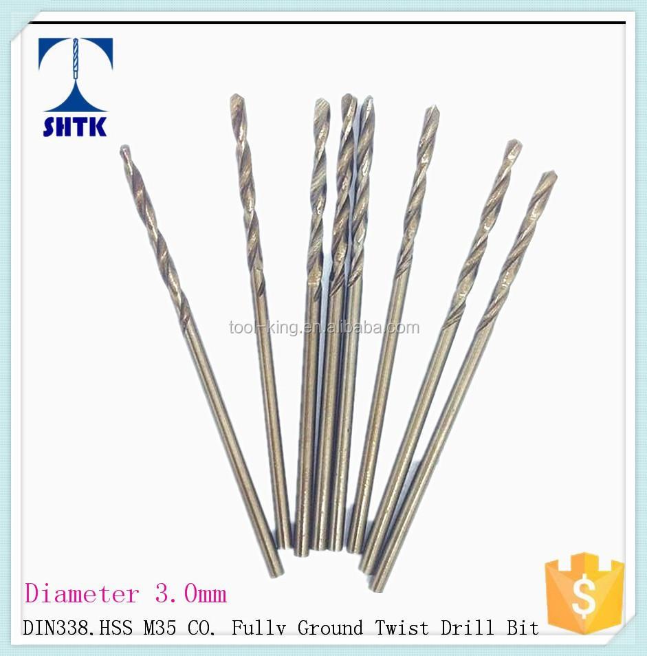 Manufacture hss m35 strong cobalt strong strong drill