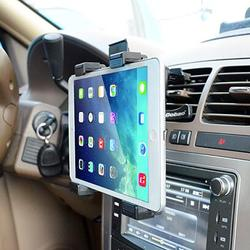 Universal Car Holder Air Vent Mount For Apple iPad Galaxy Tab Tablet PC DVD GPS