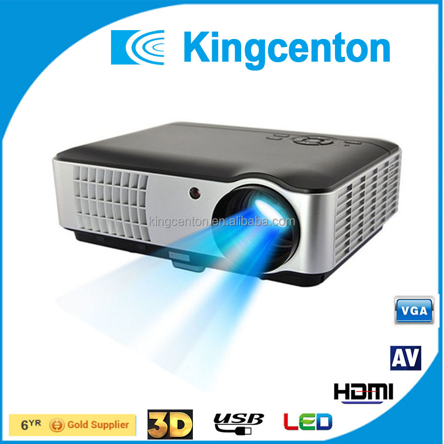New products 2016 led holographic tv <strong>projector</strong> full hd 4k