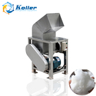 Manual Commercial Stainless Steel Ice Crusher Machine For Ice Block, Tube ice, Cube Ice