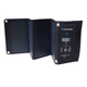 28W Folding Solar Panel Charger Portable with Fast Charge 3 USB Port High Efficiency Sunpower Solar Panel for Cellphone