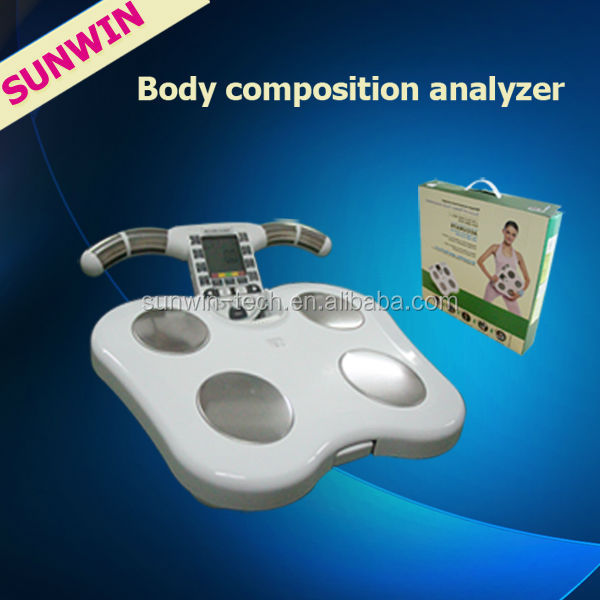 SW-235A Fast measuring analyzer body health bia machine