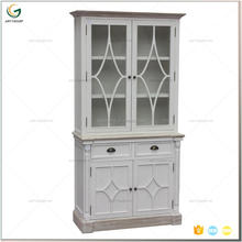 French retro design wall cupboard shelf corner liquor cabinets