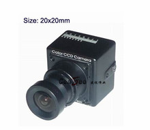 US Market Hot Sale 20x20mm 1/3 Sony Ccd 420Tvl Mini Camera For Rc Airplanes