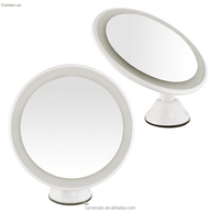 7X Magnifying Wall Mount Makeup Mirror Lighted vanity mirror