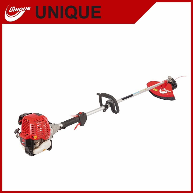 Gasoline grass trimmer 2540/ brush cutter with wheels