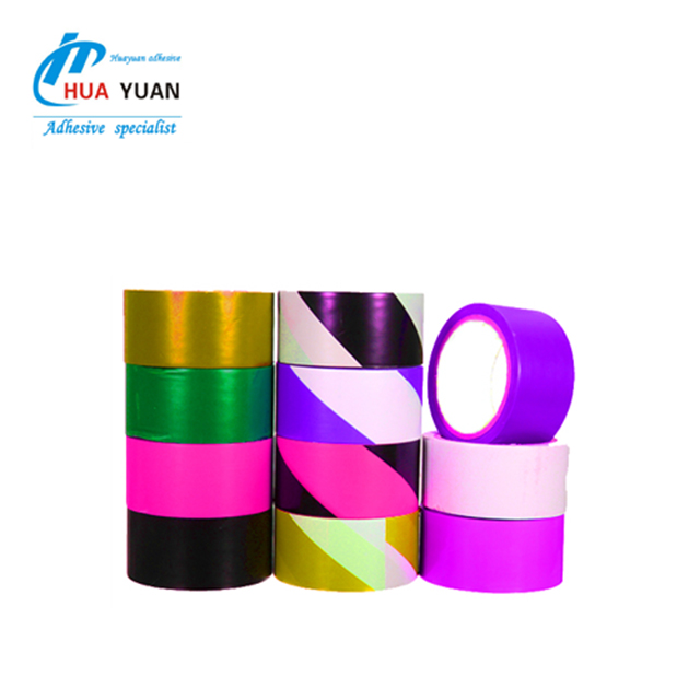 PVC floor marking tape / vinyl waterproof tape