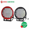 2015 hot new 10inch 225w 4x4 auto spare parts high lumen led driving light