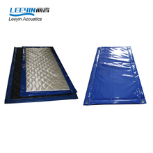 Sound barrier pvc type acoustic fencing for noise control