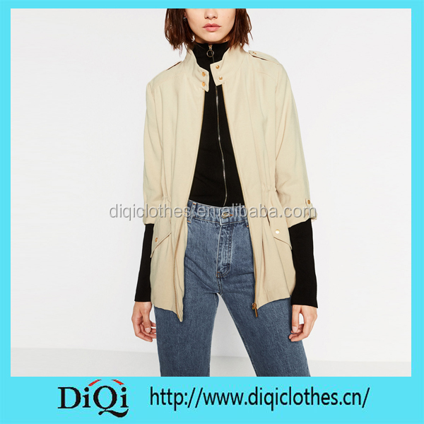 DIQI 2016 New Arrival SAFARI JACKET