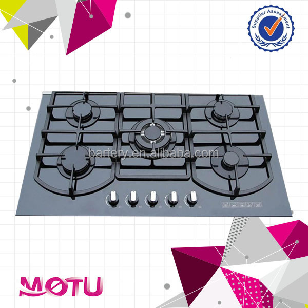 2016 hot-selling induction 4-6 burners gas hob / gas stove