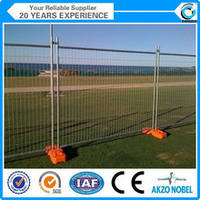 6ft Canada temporary construction fence panel