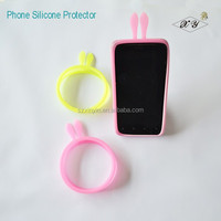 Low cost customized colorful silicone mobile phone case fast delivery