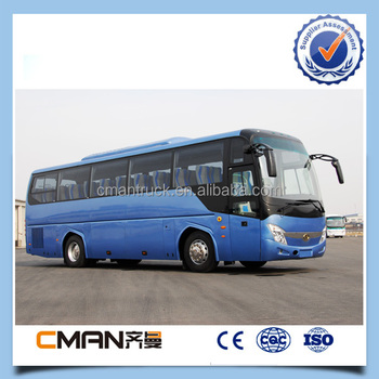Big capacity Front/Rear Engine Diesel Coach bus manufacturer in China