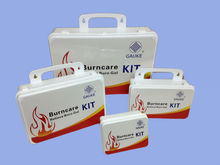 good quality with best price wall-mounted burncare kits
