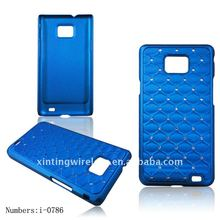 special blue cover for samsung galaxy s2 i9100