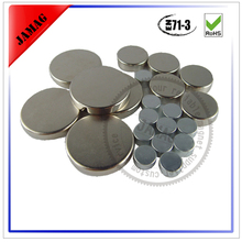 high quality 1/2 inch monopole disc magnet made in china