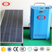 Portable solar generator power system 500W