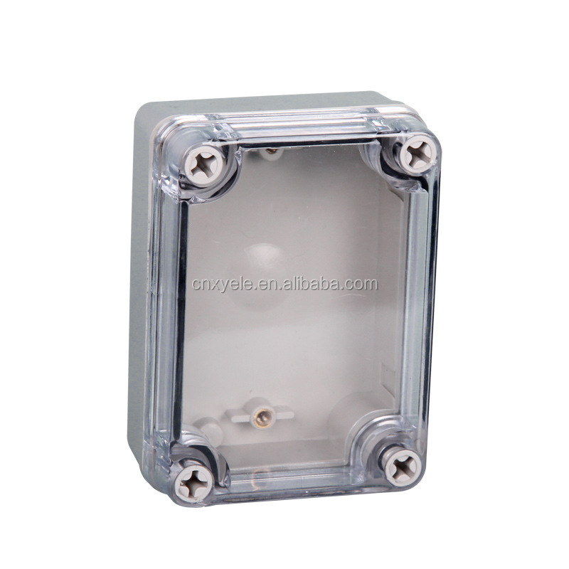 China Top Supplier Outdoor Distribution IP67 Case Plastic Electronic Box