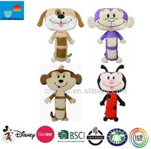 Seat Belt Animal Toy/Seat Belt Animal Pet/Car Seat Toy