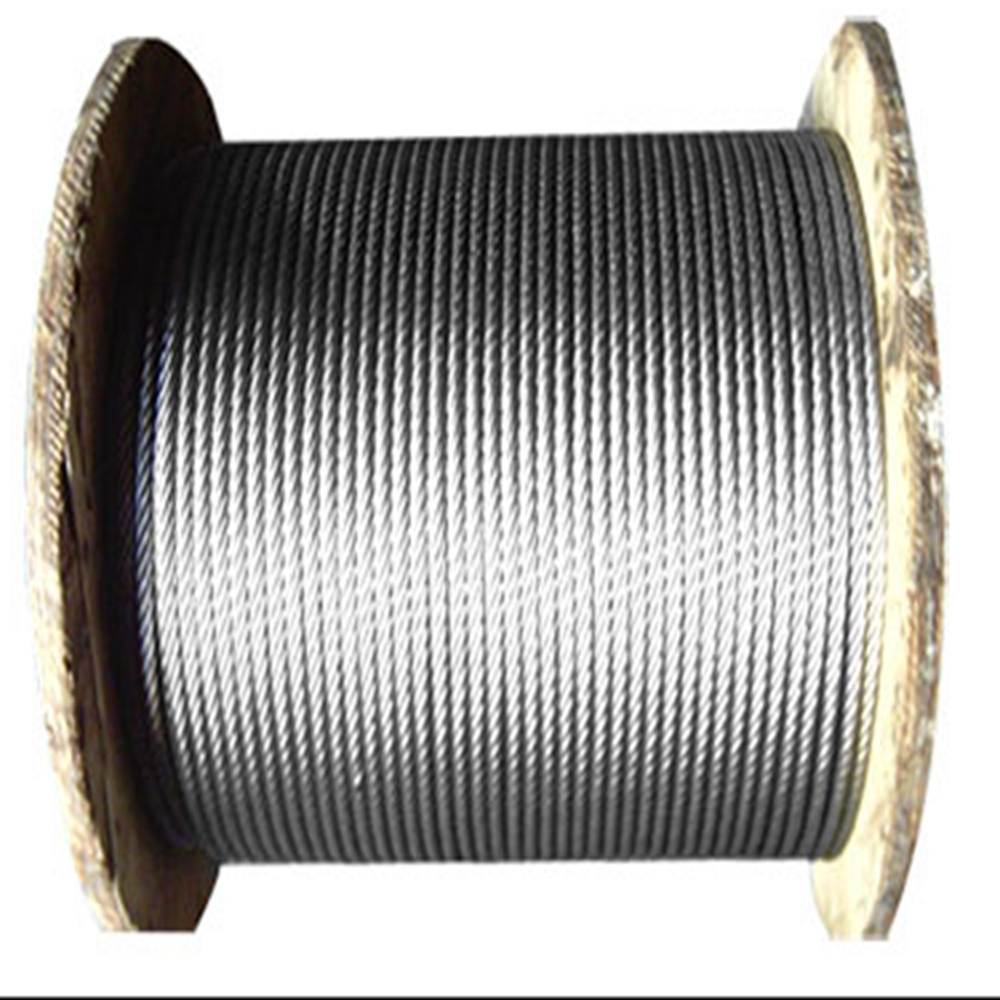 3mm stainless steel rope nylon