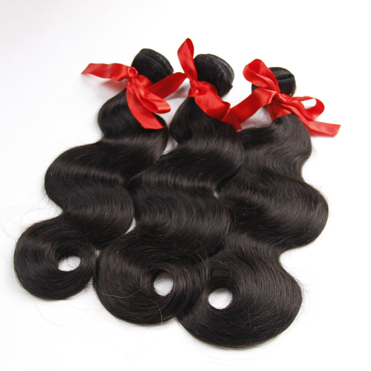 2017 Long Hair Wholesale Price Double and Single Weft Hair Extensions