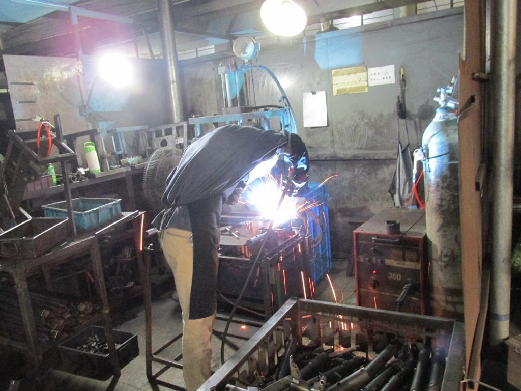 Welding (For Fit massage, Treadmill)