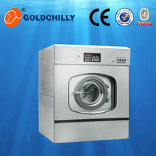 Goldchilly China Laundry Machine Professional Steam Dryer Machines Stainless Steel Drum Spin Dryer