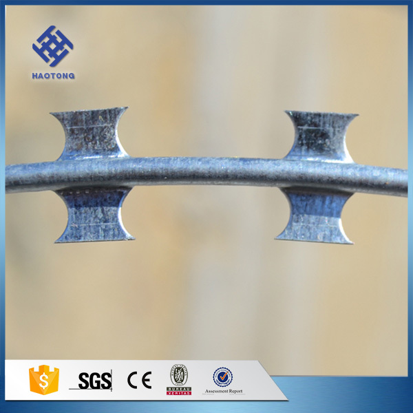 Hot sale alibaba anping Double Strand Razor Barbed Wire Fencing