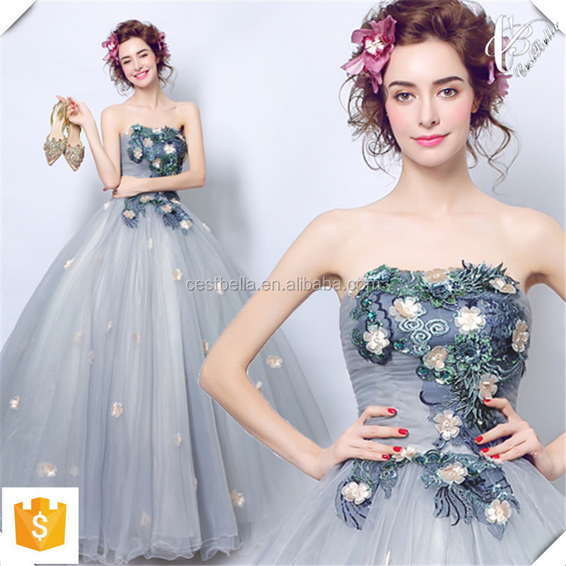 Evening / Formal Dresses Dress Type and Adults Age Group Sweetheart Strapless Evening Party Dress Party Gown Evening Gown