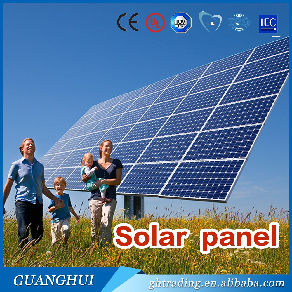 Stock clearance sale Mono 95w 100w 105w photovoltaic solar panel