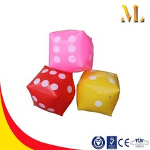 inflatable the dice toys