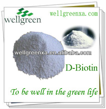 GMP Certified health supplements Biotin Tablets Oem contract manufacturer